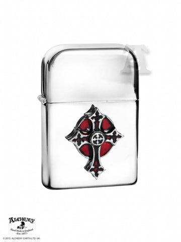 AAZ29 - Noctis Cross Lighter by Alchemy of England