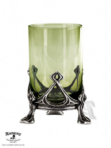 ACWT2 - La fee Verte Shot Glass by Alchemy of England