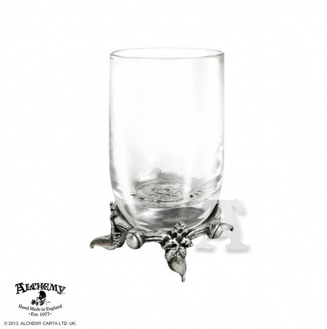 CWT26 - Dragon's Claw Shot Glass by Alchemy Gothic