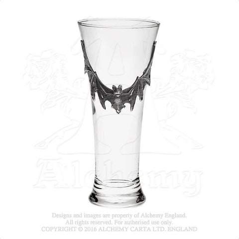 CWT58 - Villa Deodati Continental Beer Glass by Alchemy of England - New
