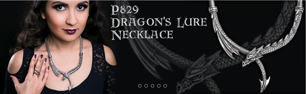 Fall 2019 Collection - Dragon's Lure Necklace