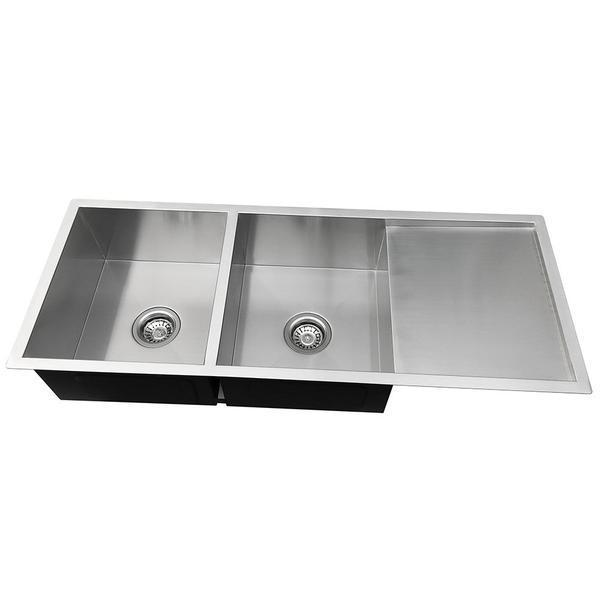 304 Stainless Steel Sink 1114 x 450mm