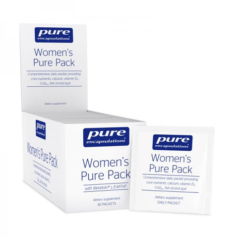 Women's Pure Pack | Box of 30