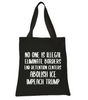 Abolish ICE tote bag - Radical Buttons