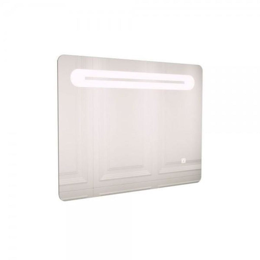 Cassellie LED Bathroom Mirror - 650mm Wide - Touch Sensitive