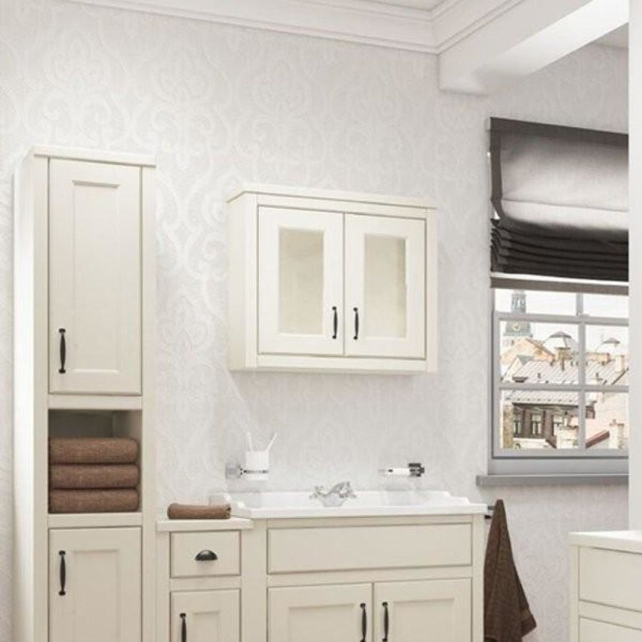 Chartwell - Traditional Mirror Cabinet