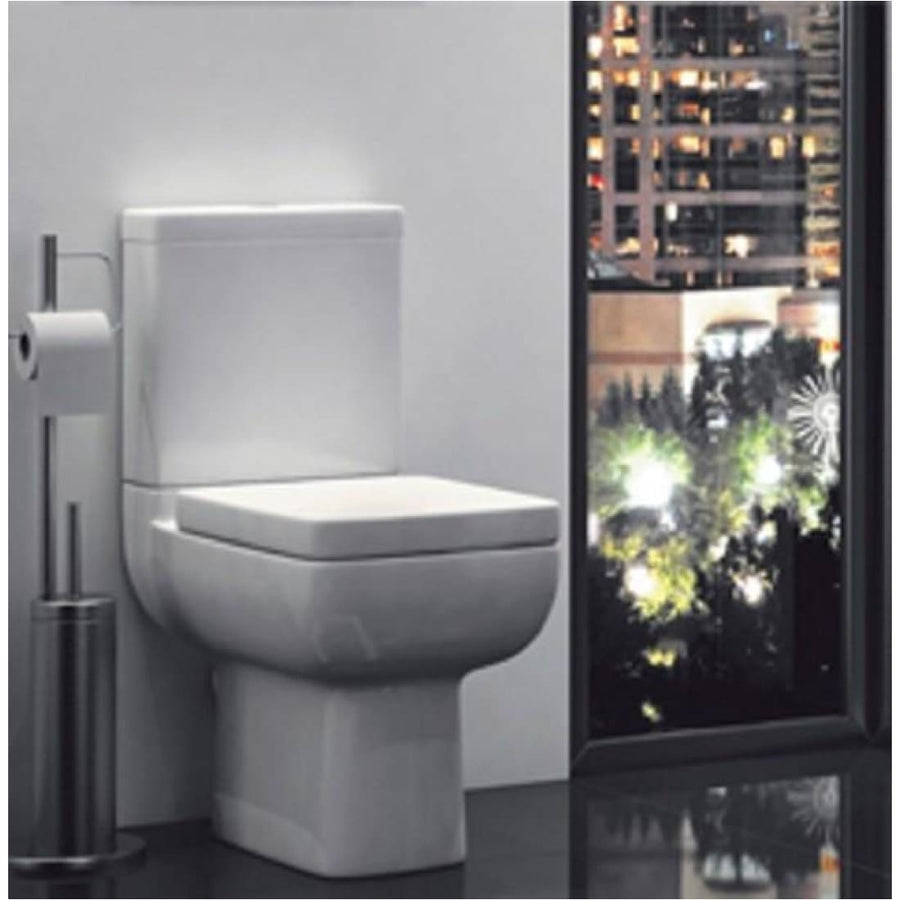 Kartell Options 600 Close Coupled WC