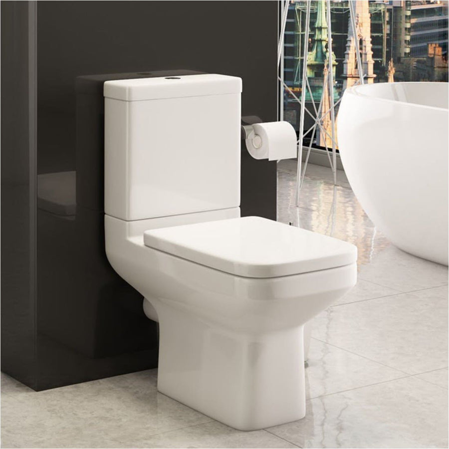 Kartell Trim Close Coupled WC