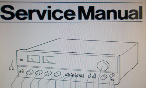 PHILIPS 22AH386 STEREO POWER AMP SERVICE MANUAL INC SCHEMS PCBS AND PARTS LIST 10 PAGES ENG DEUT FRANC NL ITAL MULTI