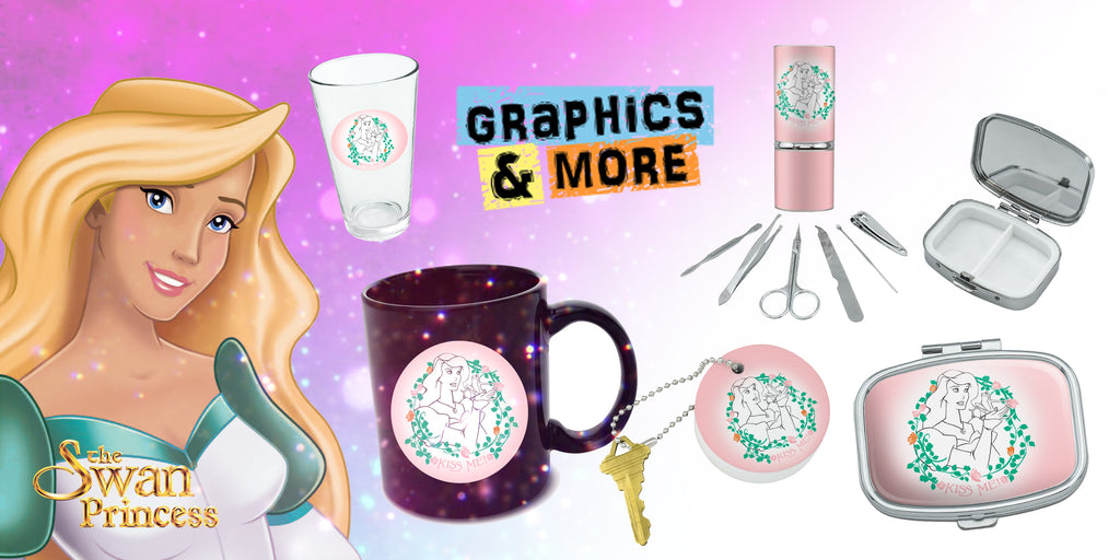 Graphics & More Brings Huge Product Boost to Swan Princess Fans
