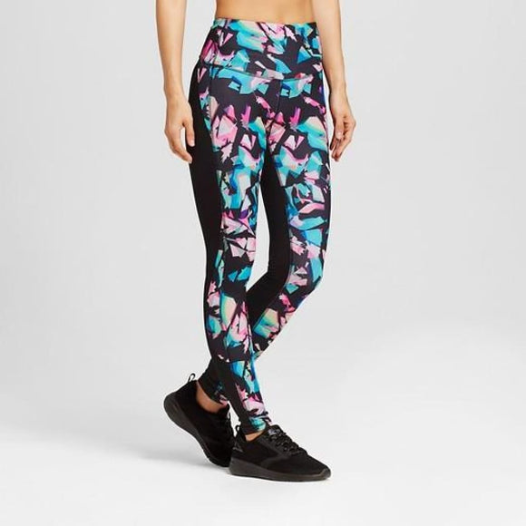 Champion C9 B9203 Womens Freedom High Waist Leggings XS X-SMALL Multicolor - Better Bath and Beauty