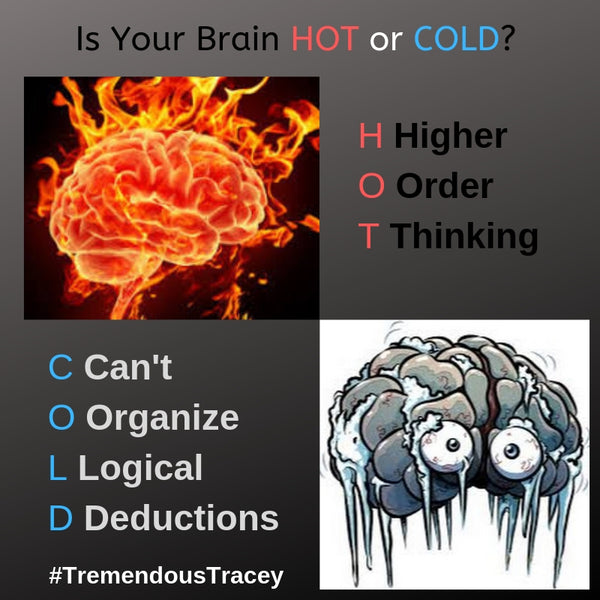 Is Your Brain HOT or COLD?