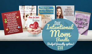 Intentional Mom Bundle