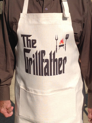 Aprons for Guys, The Grillfather