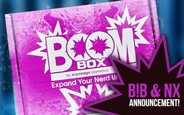 Important BOOM!Box updates & a very special NEXUS announcement!