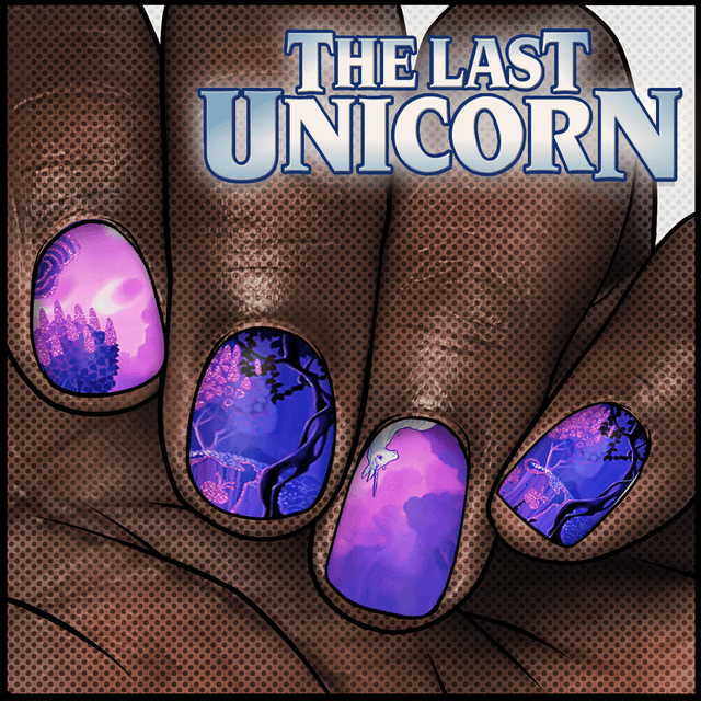The Last Unicorn: Enchanted Forest