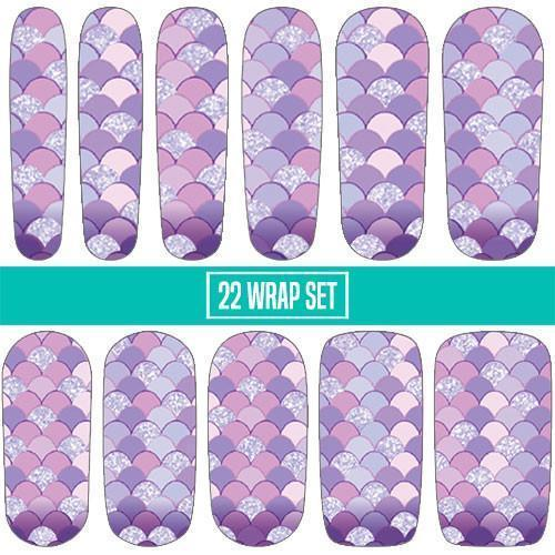 Scales 2.0-Nail Wraps-Espionage Cosmetics