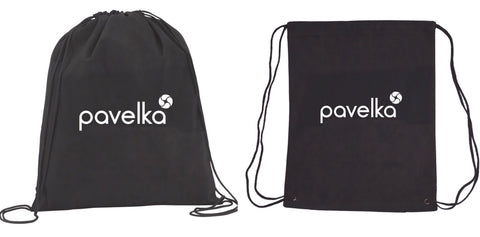 Pavelka Health Drawstring Gym Sacs