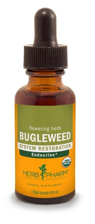 HERB PHARM ORGANIC BUGLEWEED, 8 OUNCES
