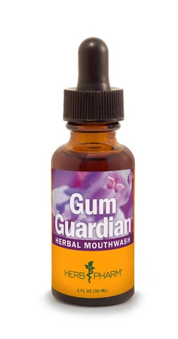 HERB PHARM ORGANIC GUM GUARDIAN ( ORAL HEALTH ), 4 OUNCES