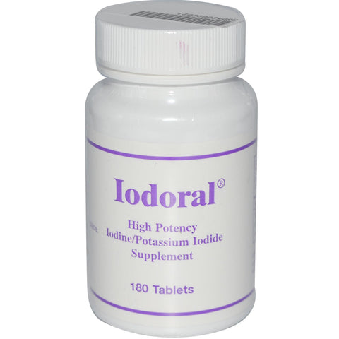 OPTIMOX IODORAL 12.5 MG, 180 TABLETS