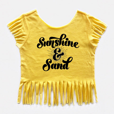 Sunshine & Sand T-shirt