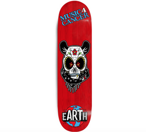 "Music 4 Cancer Foundation Deck (8.75"")"