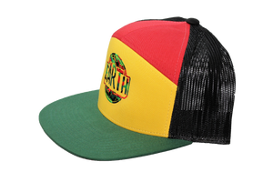 Earth Hat - Rasta Camo
