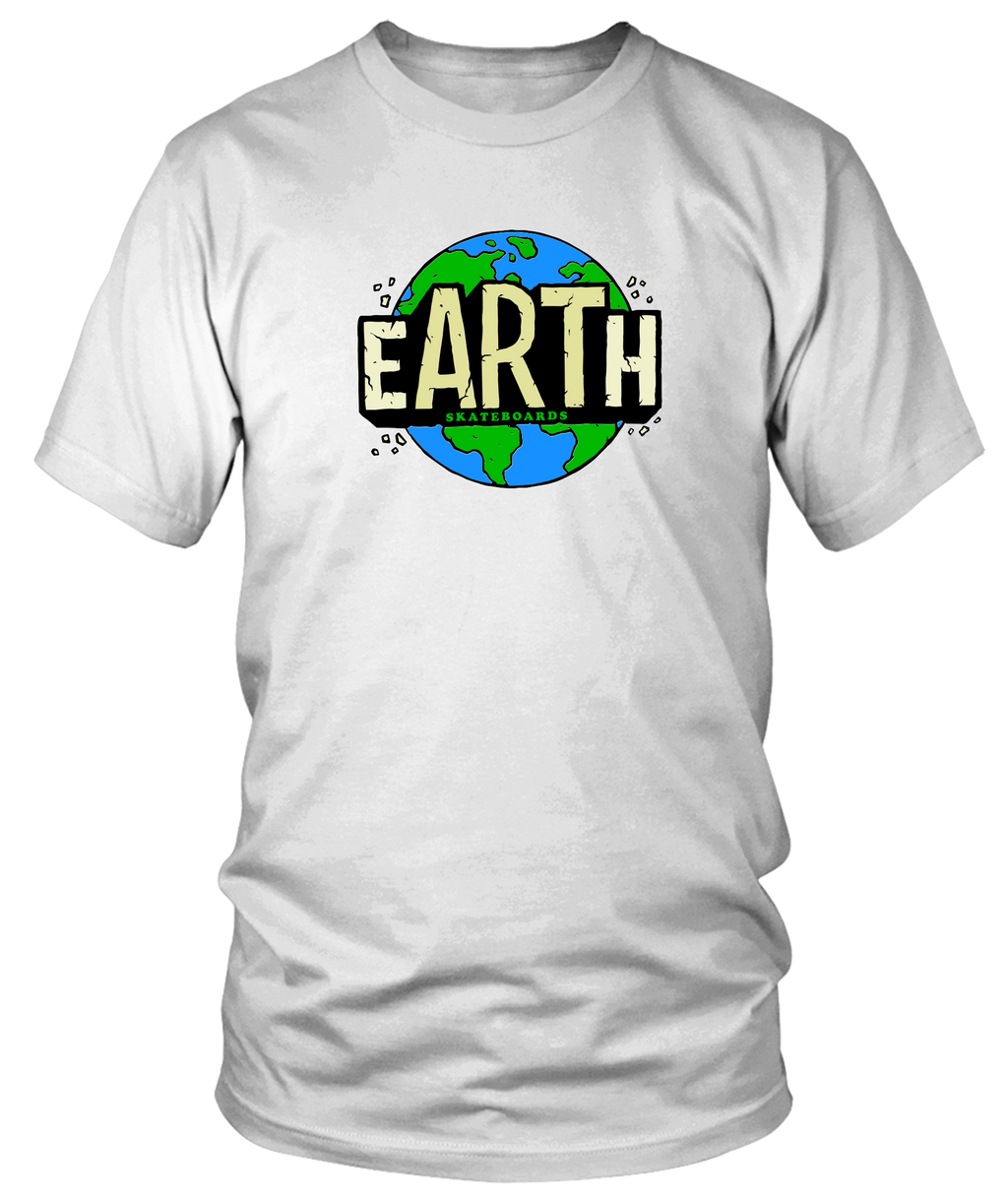 White Earth Shirt - Earth