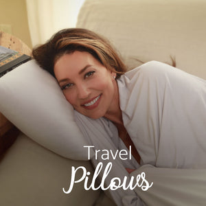 Luxury Travel Pillow Sets and Accessories