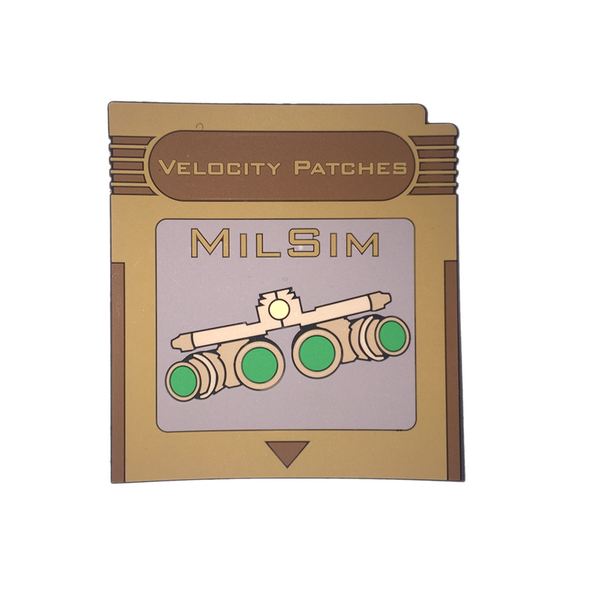 MilSim Game Cartridge