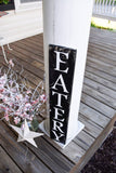 FREE SHIPPING!!!  Eatery wood sign  I  Eatery  I  Eatery sign  I kitchen sign  I kitchen decor
