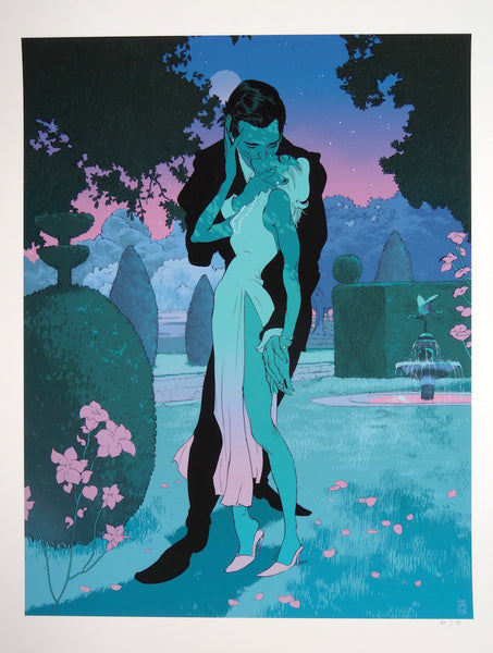 Tomer Hanuka - Full Bloom