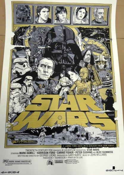 Tyler Stout - Star Wars (Variant)