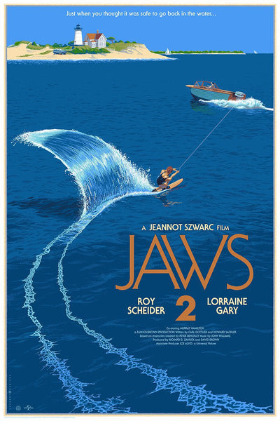 Laurent Durieux - Jaws 2