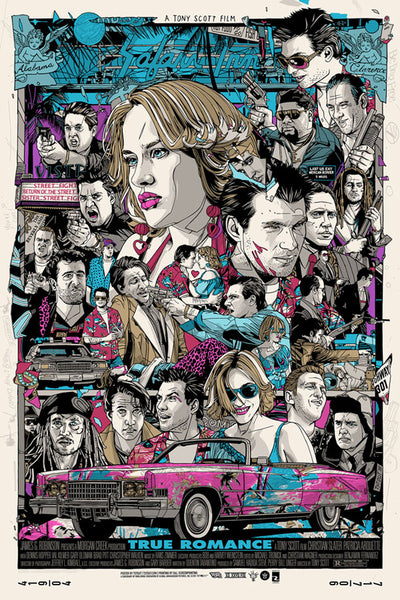 Tyler Stout - True Romance (PRESALE)