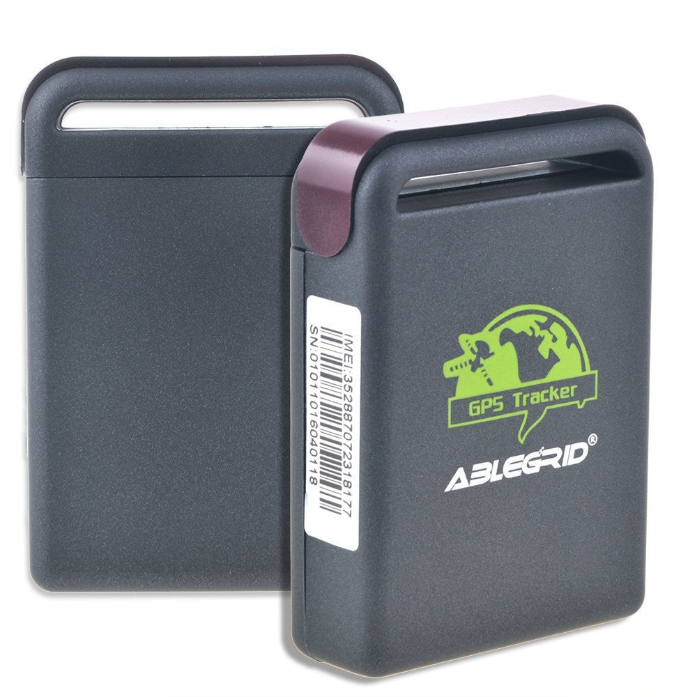 Ablegrid® TK Series RealTime GPS Tracker GSM GPRS System Vehicle Tracking Device TK102 Mini Spy