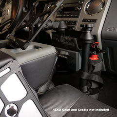 Complete Pro - Fleet / Chase Truck / Overland Package utilizing the RAM® Mounts Tele-Pole™