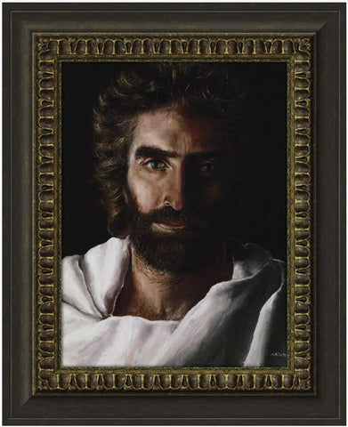 Prince of Peace, Framed Jesus Art