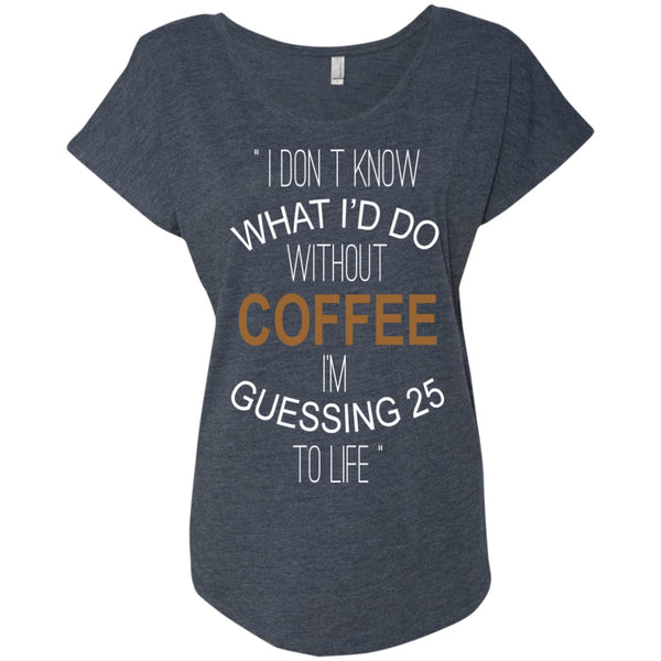 Without Coffee I'd Be In Jail, Apparel, CustomCat, Viper Coffee