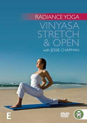 Jessie Chapman Stretch and Open
