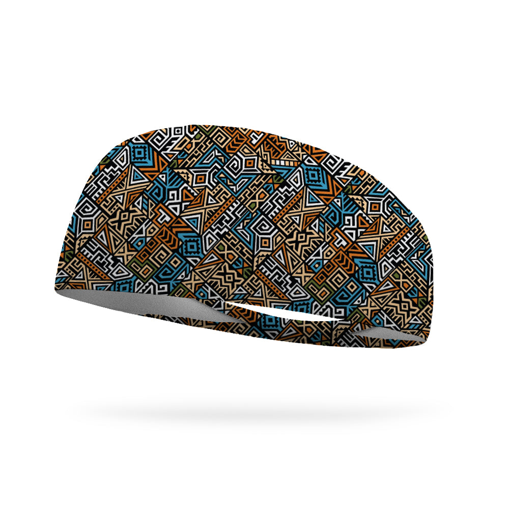 Ghana Wicking Headband