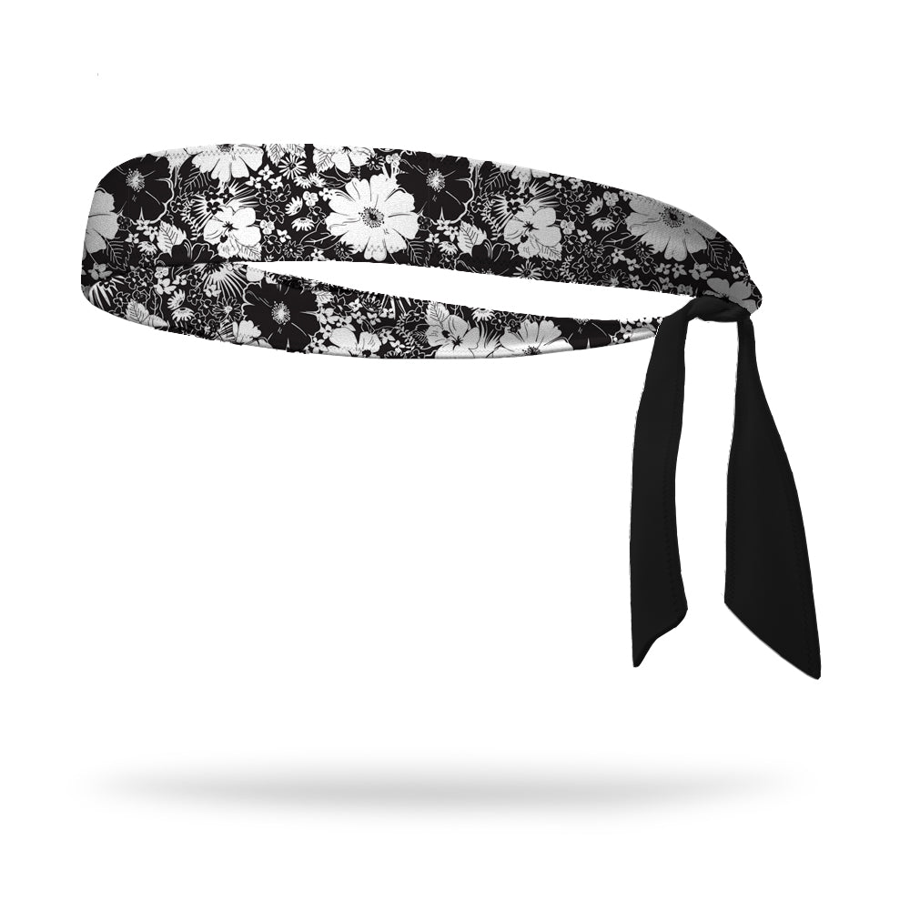 Onassis Wicking Tie Back Headband