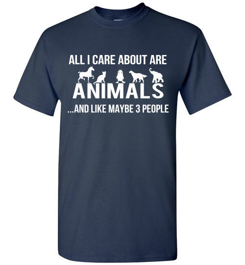 All I care about are animals ...and like maybe 3 people - Furbabies.love - 5
