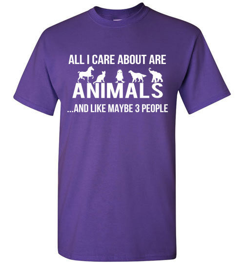 All I care about are animals ...and like maybe 3 people - Furbabies.love - 6