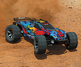 Traxxas Rustler VXL 2.4GHz 1:10 Waterproof 4WD RTR Brushless Electric RC Stadium Truck