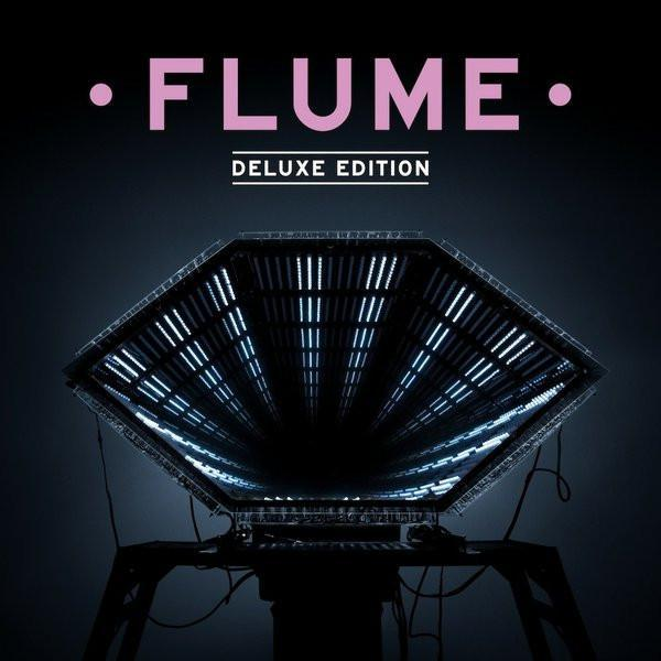 Flume - Flume (Vinyl 2LP Deluxe Edition) - Rook Records