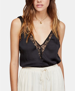 Freepeople lace tank