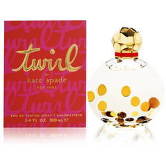 TWIRL Kate Spade women perfume 3.4 oz 3.3 edp NEW IN BOX