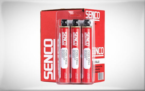 Senco Gas Packs - Senco Blister Pack - bcsupplies.com.au